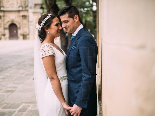 La boda de Virginia y Manu