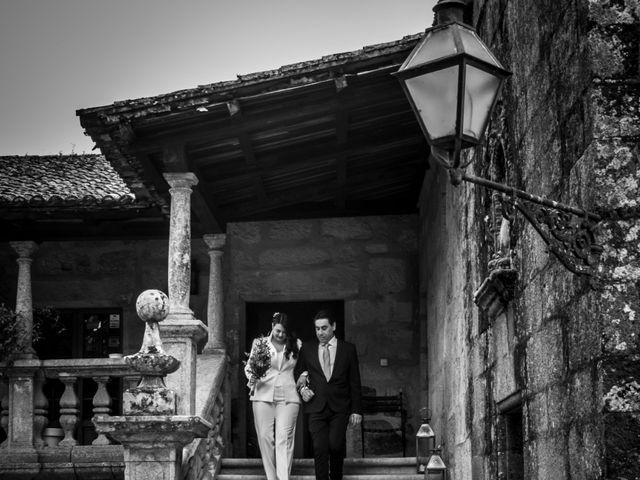 La boda de Jess y Iria en Nigran, Pontevedra 16