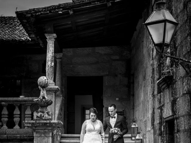 La boda de Jess y Iria en Nigran, Pontevedra 17