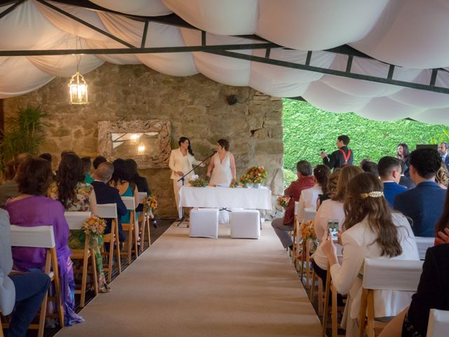 La boda de Jess y Iria en Nigran, Pontevedra 22