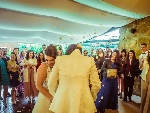 La boda de Jess y Iria en Nigran, Pontevedra 26