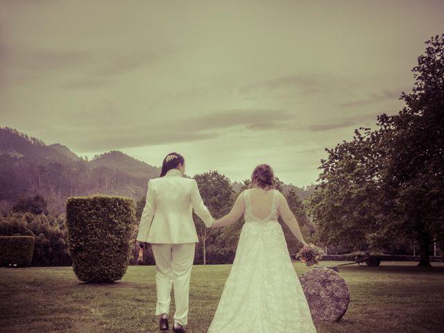La boda de Jess y Iria en Nigran, Pontevedra 27