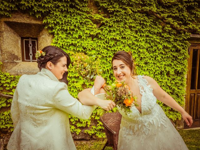 La boda de Jess y Iria en Nigran, Pontevedra 29