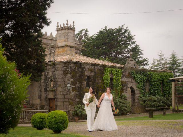 La boda de Jess y Iria en Nigran, Pontevedra 30