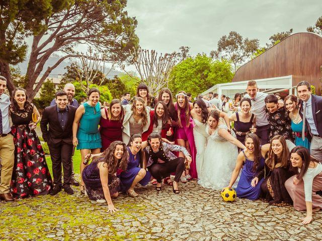 La boda de Jess y Iria en Nigran, Pontevedra 37