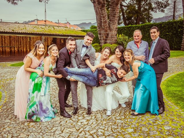 La boda de Jess y Iria en Nigran, Pontevedra 38