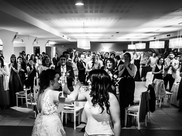 La boda de Jess y Iria en Nigran, Pontevedra 42