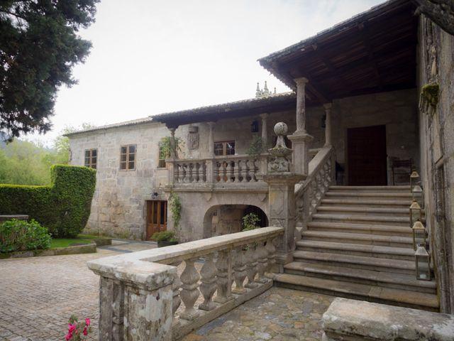 La boda de Jess y Iria en Nigran, Pontevedra 49