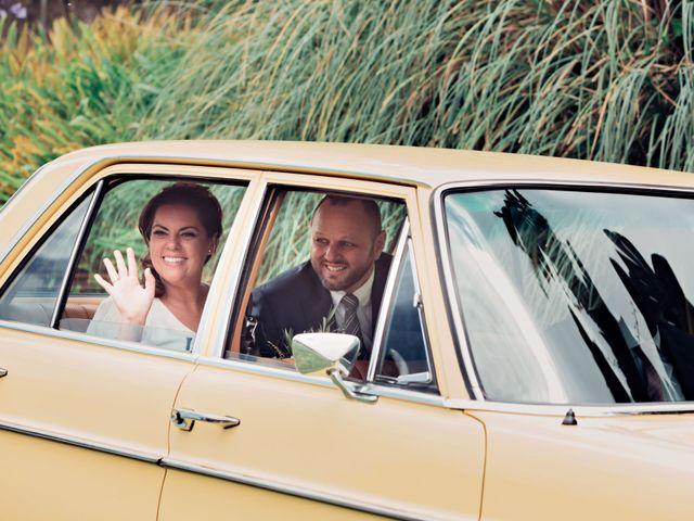 La boda de Ángeles y Gustavo