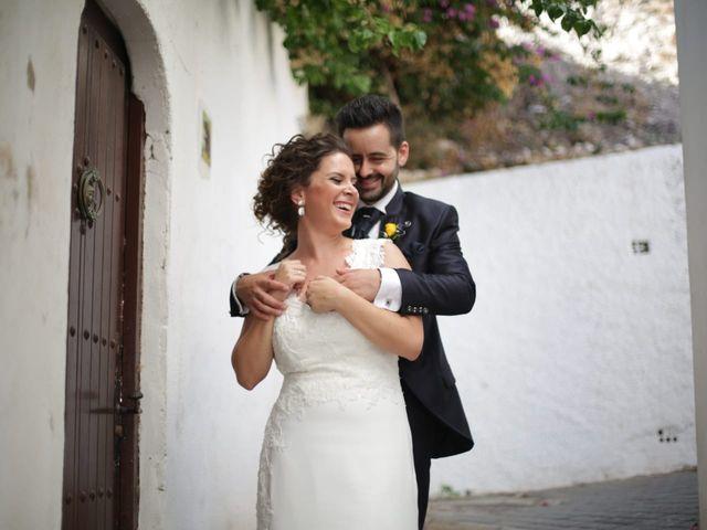 La boda de Cristina y Omar  en Petrer, Alicante 1