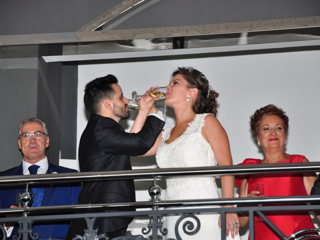 La boda de Cristina y Omar  en Petrer, Alicante 4