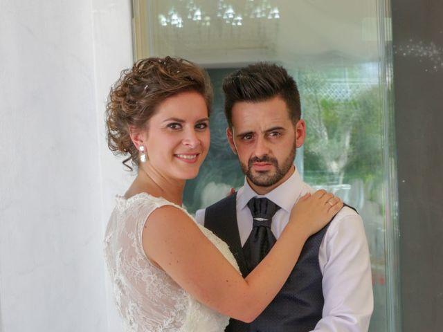 La boda de Cristina y Omar  en Petrer, Alicante 8