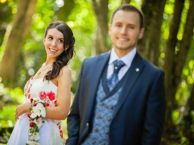 La boda de Eva y Guillem