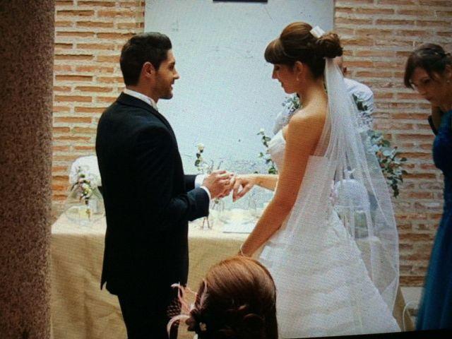La boda de David y Alexandra en Medina Del Campo, Valladolid 1
