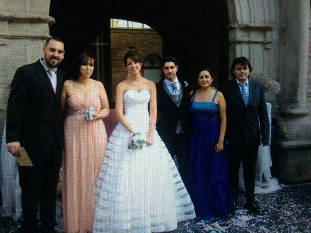 La boda de David y Alexandra en Medina Del Campo, Valladolid 5