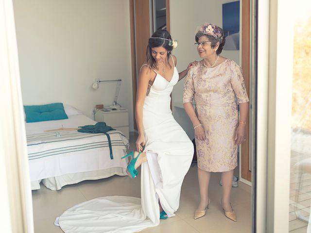 La boda de Jose y Esmeralda en Mar De Cristal, Murcia 10
