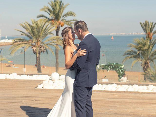 La boda de Jose y Esmeralda en Mar De Cristal, Murcia 17