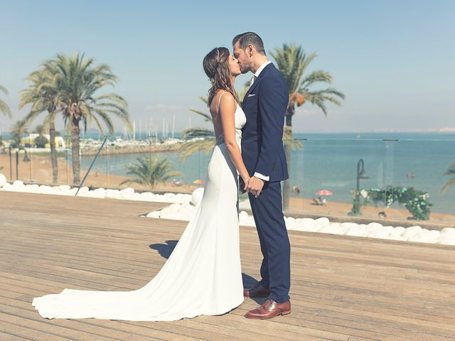La boda de Jose y Esmeralda en Mar De Cristal, Murcia 20