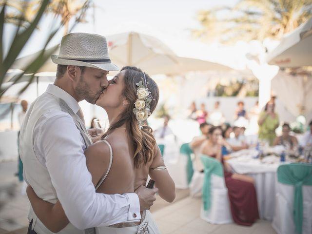 La boda de Jose y Esmeralda en Mar De Cristal, Murcia 22