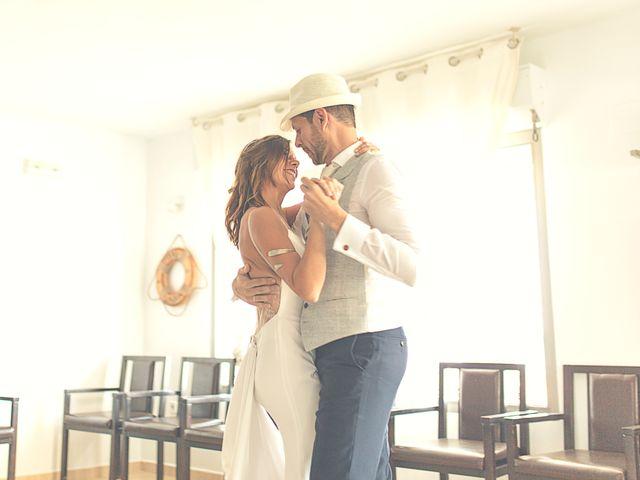 La boda de Jose y Esmeralda en Mar De Cristal, Murcia 25