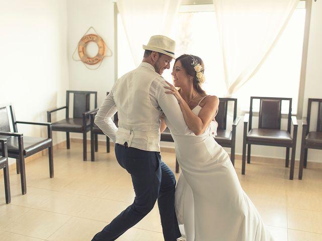 La boda de Jose y Esmeralda en Mar De Cristal, Murcia 26