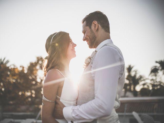La boda de Jose y Esmeralda en Mar De Cristal, Murcia 36