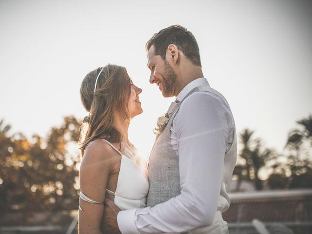 La boda de Jose y Esmeralda en Mar De Cristal, Murcia 37