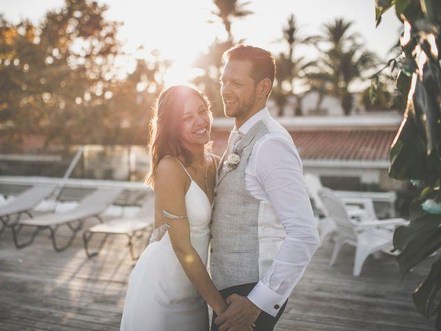 La boda de Jose y Esmeralda en Mar De Cristal, Murcia 42