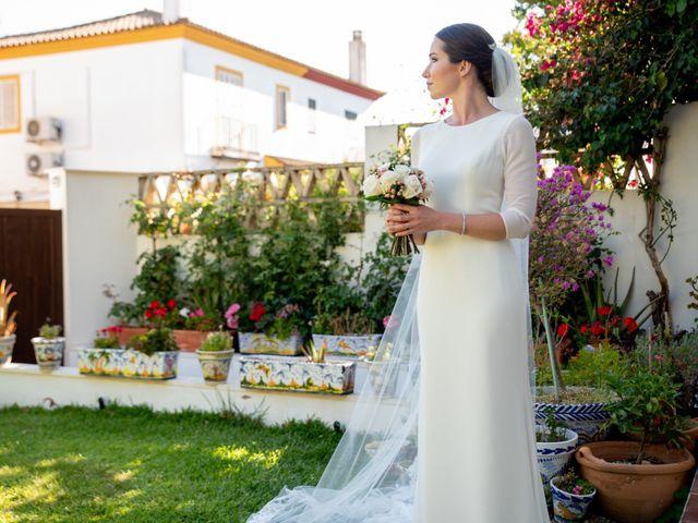La boda de Pelayo y Magdalena en Sevilla, Sevilla 21