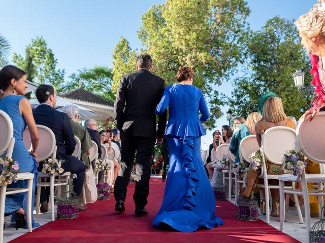 La boda de Pelayo y Magdalena en Sevilla, Sevilla 25