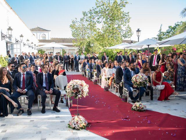 La boda de Pelayo y Magdalena en Sevilla, Sevilla 29