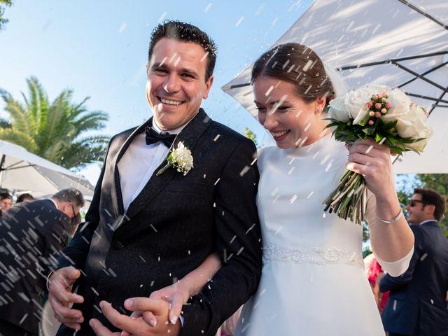 La boda de Pelayo y Magdalena en Sevilla, Sevilla 2