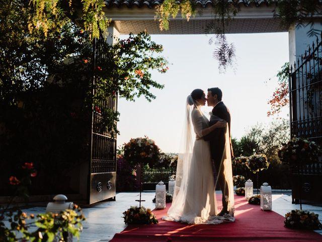 La boda de Pelayo y Magdalena en Sevilla, Sevilla 38