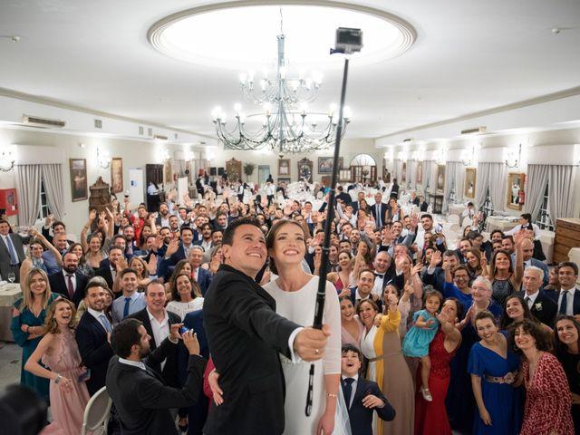 La boda de Pelayo y Magdalena en Sevilla, Sevilla 43