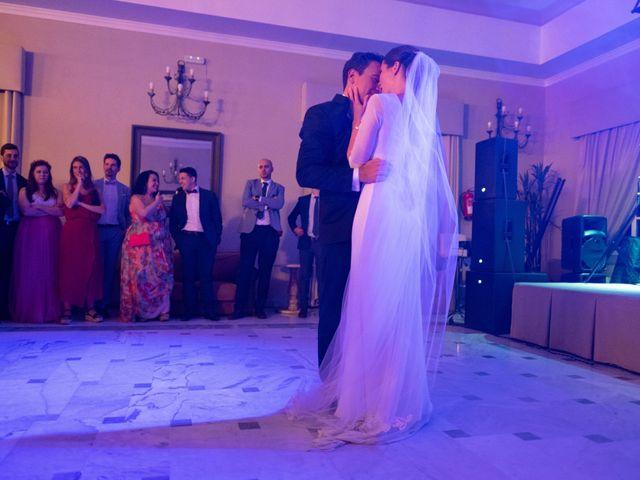 La boda de Pelayo y Magdalena en Sevilla, Sevilla 45