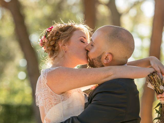 La boda de Daniel y Estefanía  en Collado Villalba, Madrid 1