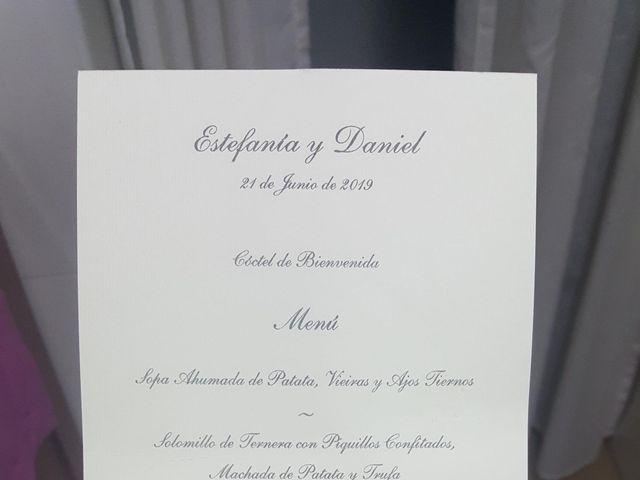 La boda de Daniel y Estefanía  en Collado Villalba, Madrid 4