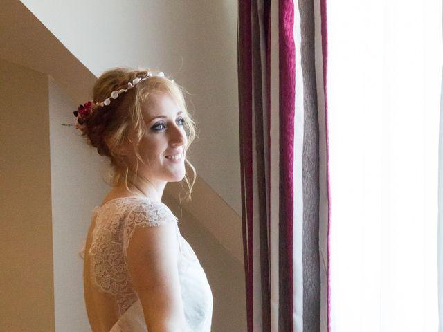 La boda de Daniel y Estefanía  en Collado Villalba, Madrid 12