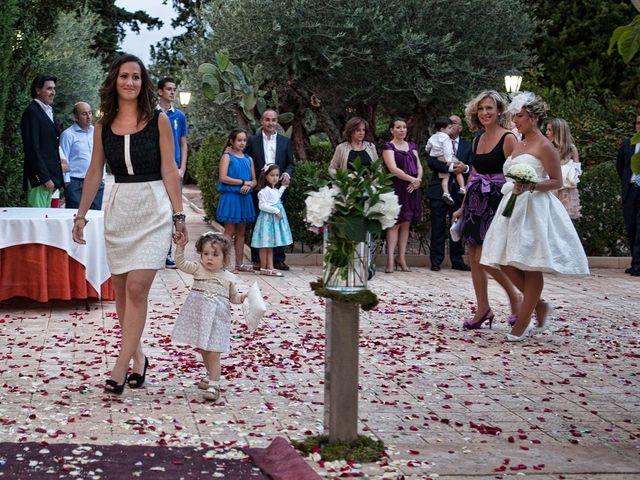 La boda de Lolo y Gema en Alacant/alicante, Alicante 10