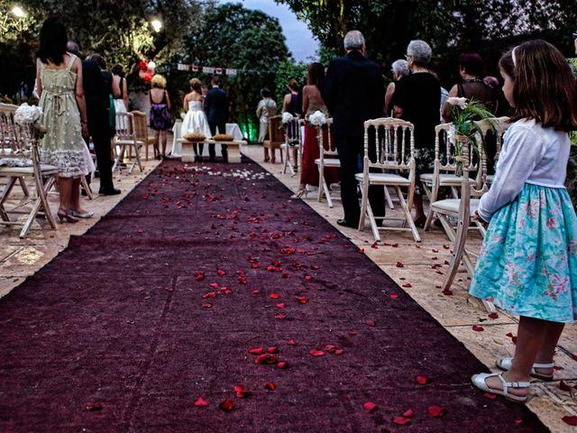 La boda de Lolo y Gema en Alacant/alicante, Alicante 12