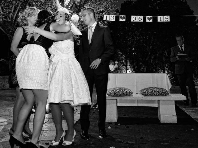 La boda de Lolo y Gema en Alacant/alicante, Alicante 13