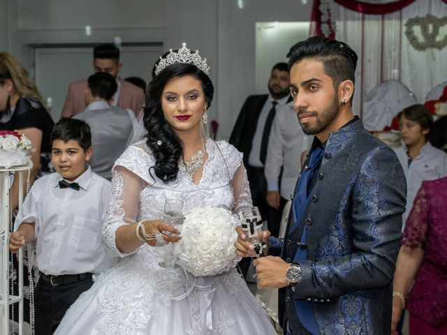 La boda de Sibel y Ali en Alacant/alicante, Alicante 13