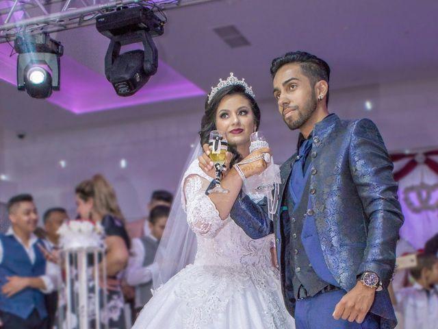 La boda de Sibel y Ali en Alacant/alicante, Alicante 14