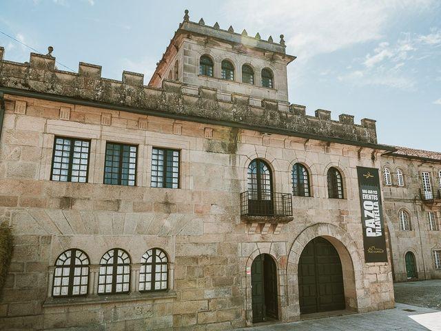 La boda de David y Melissa en Redondela, Pontevedra 1