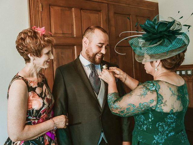 La boda de David y Melissa en Redondela, Pontevedra 5