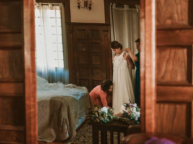 La boda de David y Melissa en Redondela, Pontevedra 15