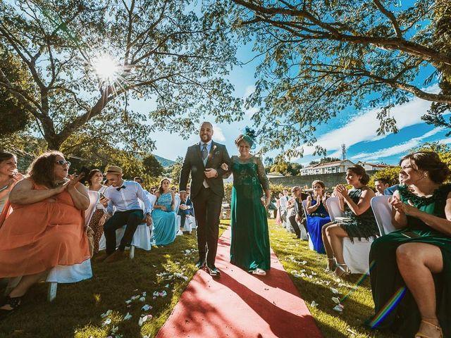La boda de David y Melissa en Redondela, Pontevedra 21