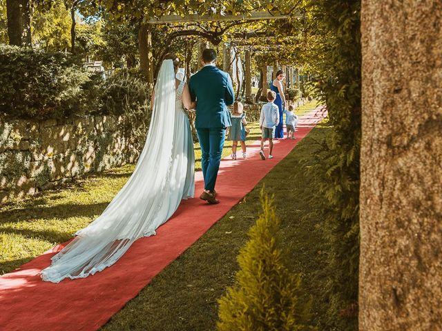 La boda de David y Melissa en Redondela, Pontevedra 22