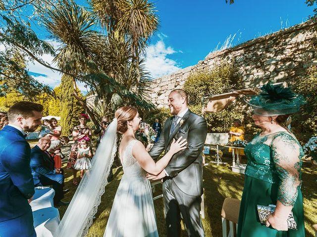 La boda de David y Melissa en Redondela, Pontevedra 23
