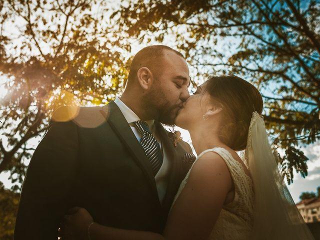 La boda de David y Melissa en Redondela, Pontevedra 27